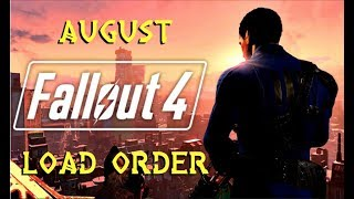 Fallout 4 Load Order Guide - Correct Mod Load Order