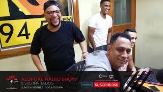 EL REGRESO DE DJ TOPO (ALOFOKE RADIO BACKSTAGE)