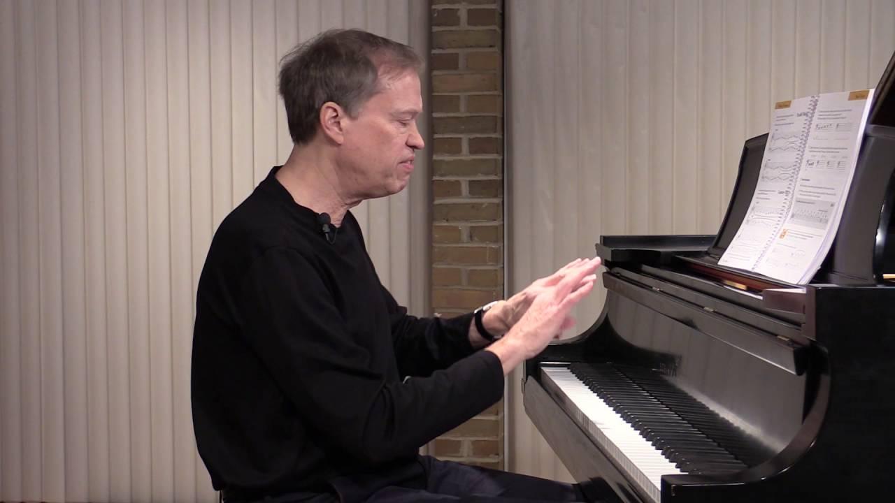 unit 5 3 minute technique adult piano adventures book 1 youtube