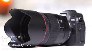 Canon 50mm f1.2 R Review: AMAZING, but one BIG problem...