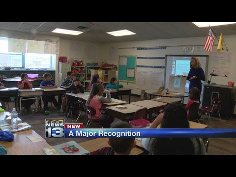 Tome Elementary receives international recognition