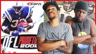BACK WHEN THERE WAS MORE THAN JUST MADDEN! - | NFL Primetime 2002 Gameplay