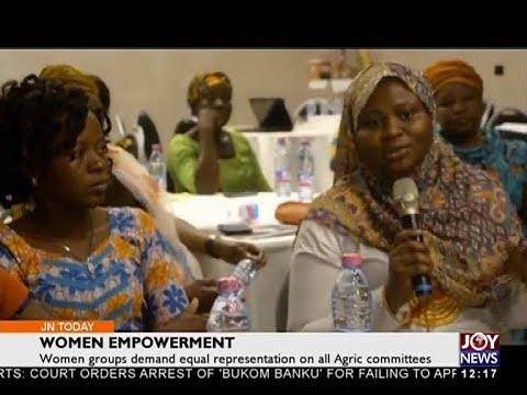Women Empowerment - Joy News Today (18-4-18)
