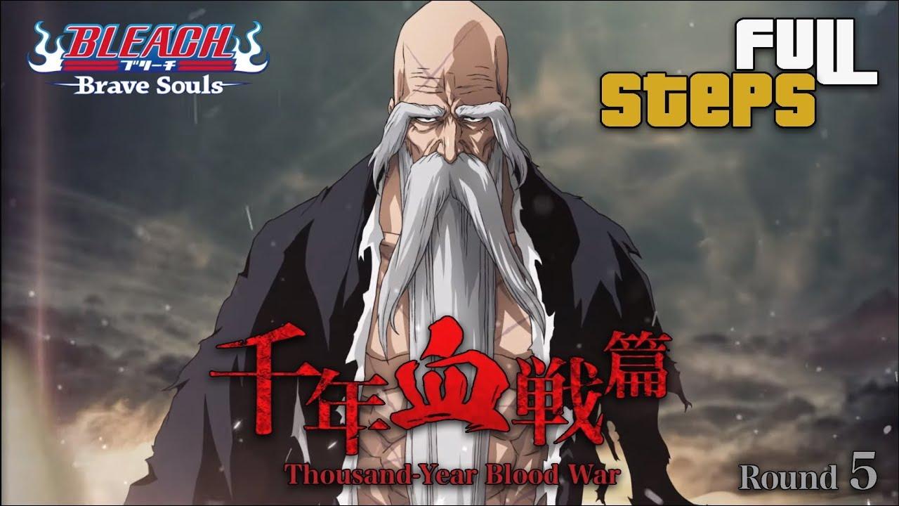 Full Steps Ronda 5 Manga BBS - Genryusai, Soi fon y Aizen