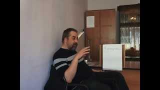Саентология, Поля созидания 1 Часть, Лекция 04