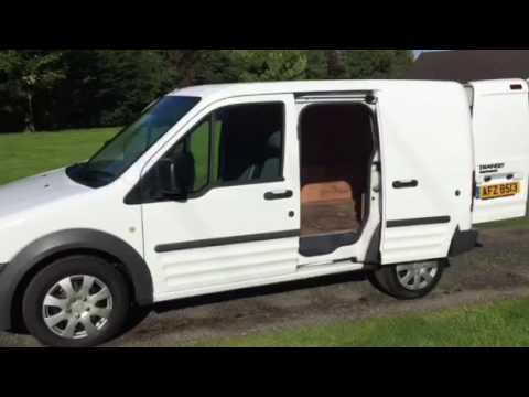 2009 Ford Transit Connect  YouTube