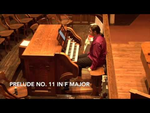 Six Preludes for Organ (Michael Cutler)