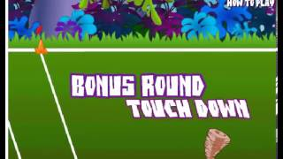 Taz Football Frenzy (PC browser game)