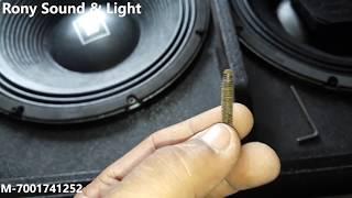 Jbl 15SWS1200 Speaker Review & Sound Testing