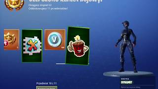 Fortnite Seson 4 Battle Pass/Fortnite Season 4 Combat Pass