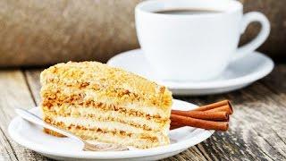 Торт медовик - Лучший рецепт медового торта - Honey Cake Recipe(, 2016-05-13T20:57:34.000Z)