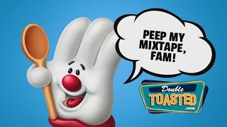 THE HAMBURGER HELPER MIXTAPE AND OTHER APRIL FOOLS PRANKS - Double Toasted Highlight