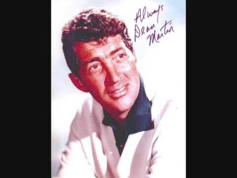 Dean Martin-Everybody Loves Somebody