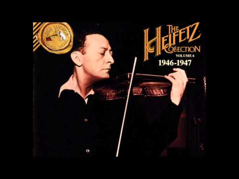 Jascha Heifetz Collection - Vol. 6 (Best of) 1946-1947