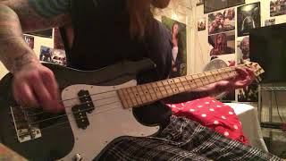 Boxing Day Blink-182 bass cover