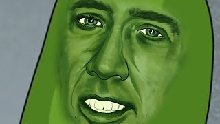 Nicolas Cage Turns Himself Into a Pickle