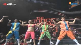 Street Evolution Crew Jogjakarta Dan Rizky Ridho 7 Besar The Dance Icon Indonesia