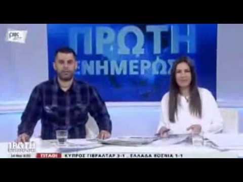 14.11.2016 - Russian Ambassador in Cyprus - Proti Enimerosi PIK