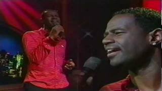 "Brian McKnight ""Win"""