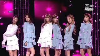 【HD繁體中字】 161006 A Pink - Only one @ M!Countdown