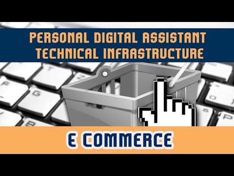 43. Personal Digital Assistant l Technical Infrastructure l Smart books | E Commerce