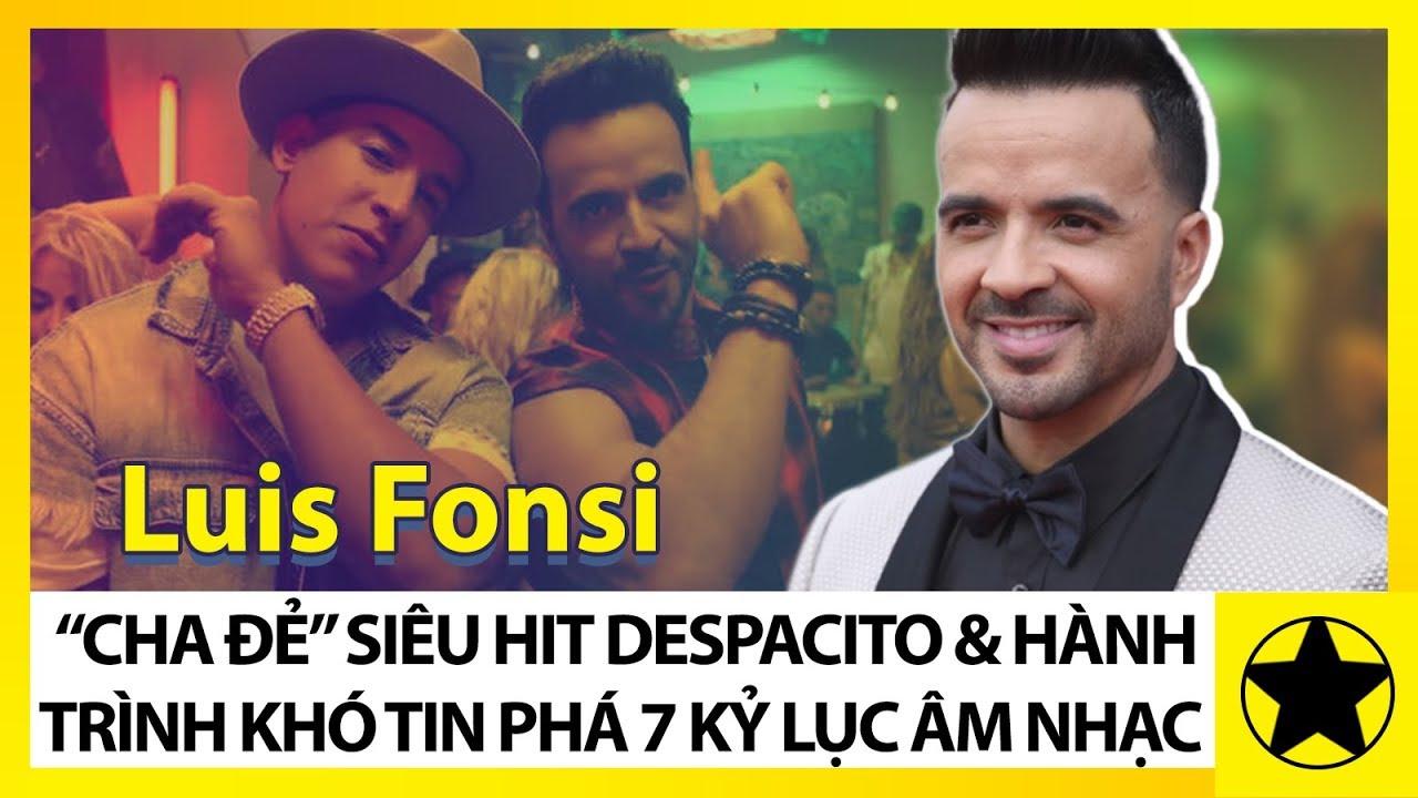"""Luis Fonsi – """"Cha Đẻ"""" Siêu Hit Despacito Và Hành Trình Khó Tin Chinh Phục 7 Kỷ Lục Âm Nhạc Thế Giới"""