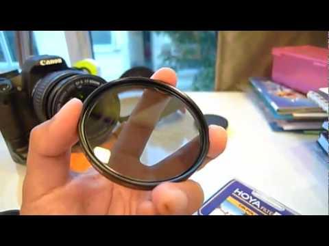 Photron 58mm Slim Circular Polarizing Filter - YouTube