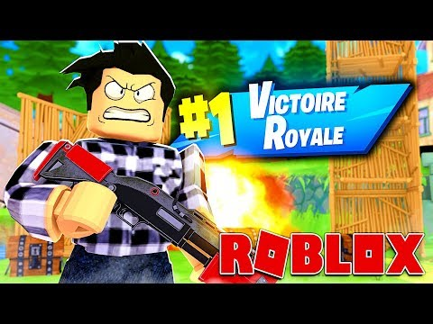 JE FAIS TOP 1 SUR FORTNITE ROBLOX ! | Roblox Strucid