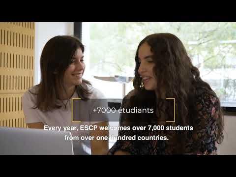 Découvrez le Campus Parisien ESCP Business School