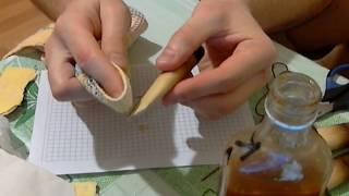 How to play the Duduk. Lessons (Уроки игры на дудуке) : Как восстановить старую трость