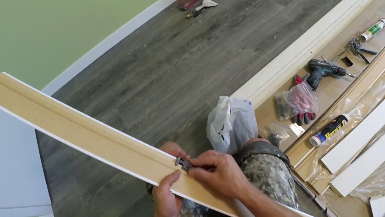 Производство и покраска плинтусов мдф в москве. Низкие цены.