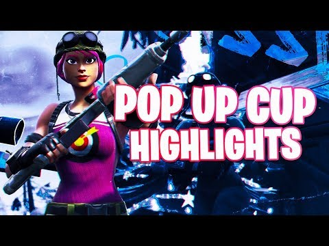 58 POINT SOLO POP-UP CUP | GHOST BIZZLE HIGHLIGHTS