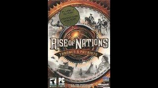 Прохождение игры:Rise of Nations: Thrones and Patriots (Начало Великого Пути) #1