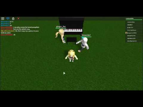 Roblox Pianotake Me To Church Youtube