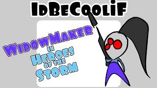 IdBeCoolIf 04 Widowmaker in Heroes of the Storm