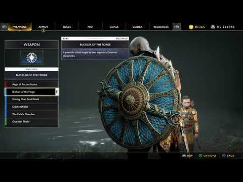 God Of War 2018 Free Holiday Giveaway 2019 On Ps4 Shield Skins And Armor