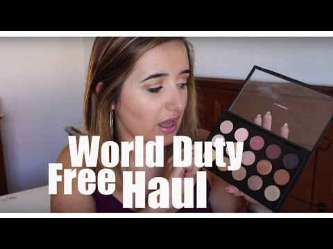 Beauty Haul: World Duty Free- Chanel, Nars and MAC | A Little Obsessed