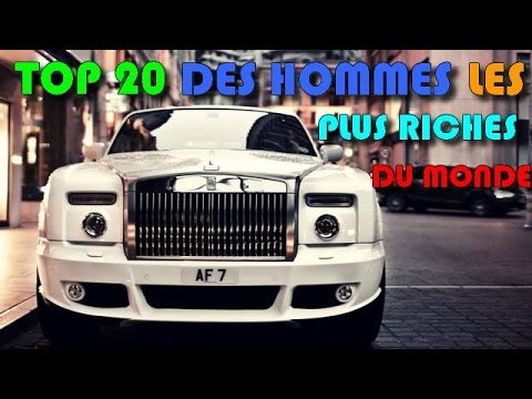les 20 hommes les plus riche du monde hd youtube. Black Bedroom Furniture Sets. Home Design Ideas