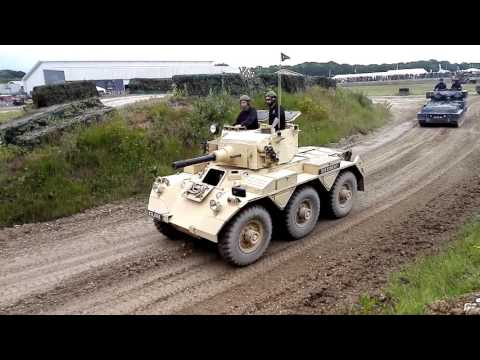 Rapid Response Vehicles - Tankfest 2016