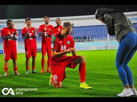 Kichkina kamera. Lokomotiv - Bunyodkor 2:1. Igor Yelich maydonda sevgi izhor qildi (+18)