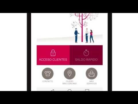 La consulta de saldo rápido, principal novedad de la app de Banca Móvil de Popular