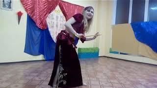 """Студия """"Шёлковый путь"""" Я гость. Танец Саиди"""