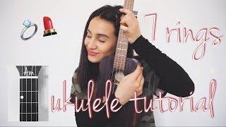 7-rings---ariana-grande-easy-ukulele-tutorial