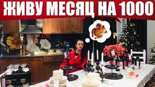 МОЖНО ЛИ ВЫЖИТЬ В РОССИИ НА 1000 РУБЛЕЙ МЕСЯЦ 11 13 день