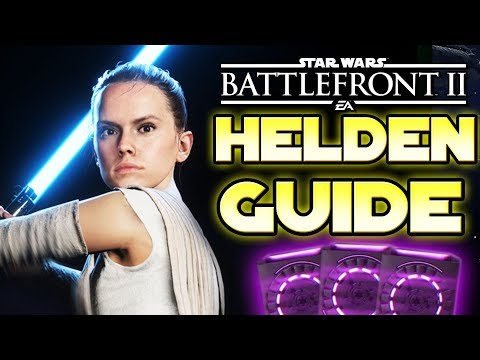 Helden Guide! Alles über Helden! - Star Wars Battlefront 2  - Guides Tipps Tricks