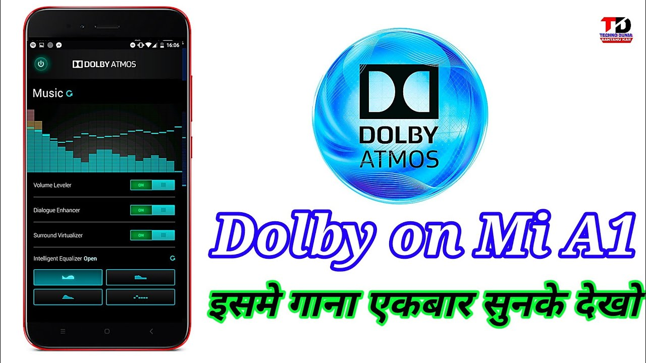 How To Install Dolby Atmos Like Sound On Mi A1 Via Viper 4 Android Surround Installation Tips Magisk Module Tricks