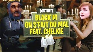 Black M - On s'fait du mal (Parodie Fortnite) Ft. Chelxie