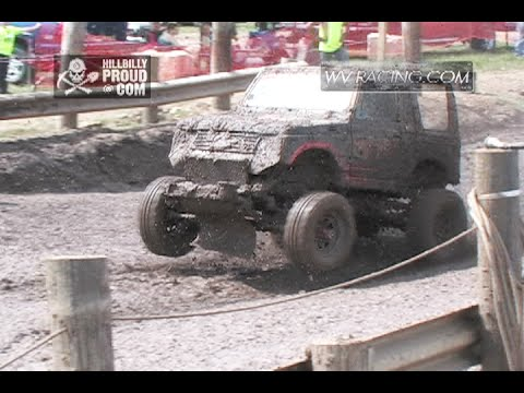 Awesome Acres Mud Bog #7 Carroll, OH August 30, 2015