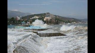 Какая погода в Алуште в декабре.
