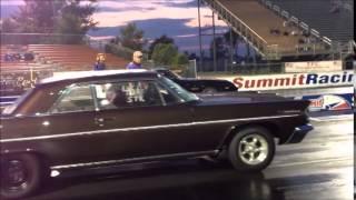 1963 Pontiac Catalina - 2014 Ames Performance Tri-Power Pontiac Nationals